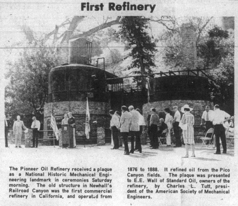 Refinery History